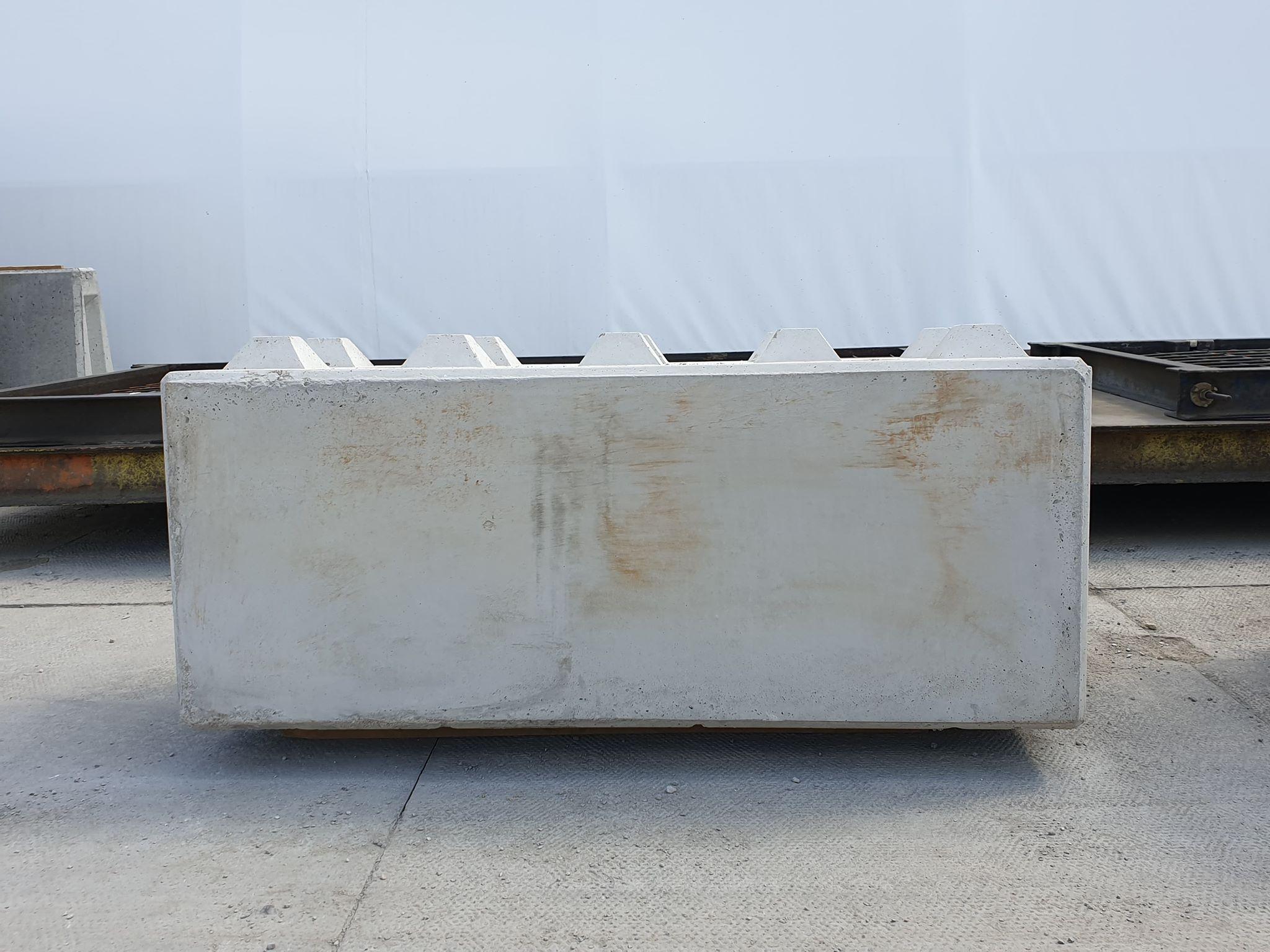 Betonblok 60x60x150