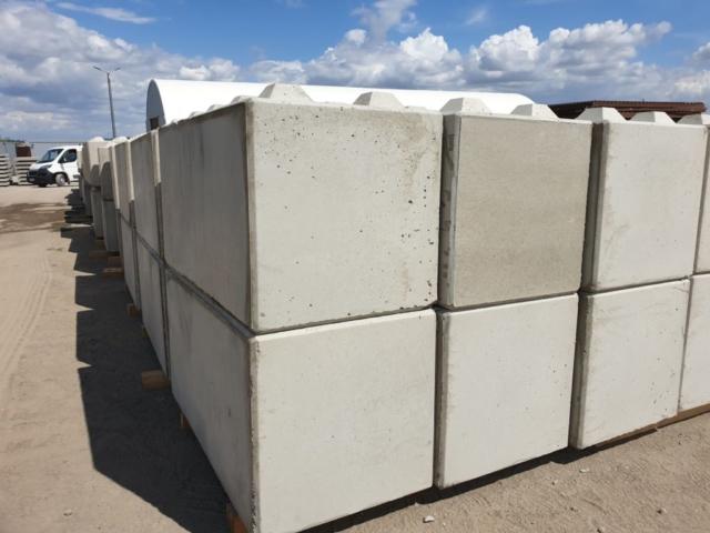 Klocki betonowe