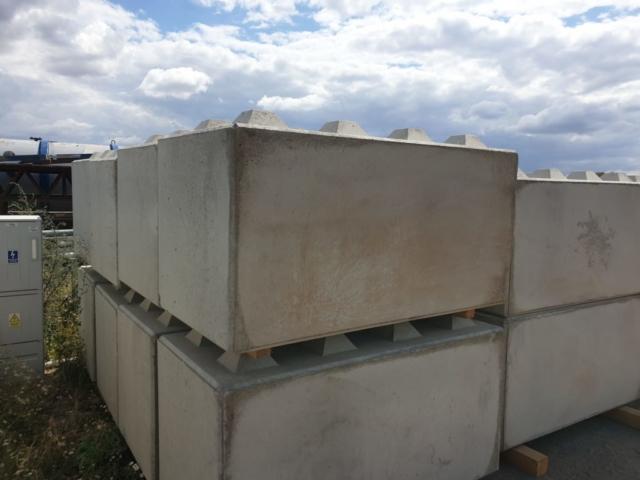 Betonbloki 80x80x160