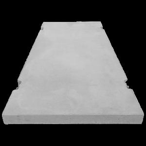 Płyta drogowa o wymiarach 300x150 cm